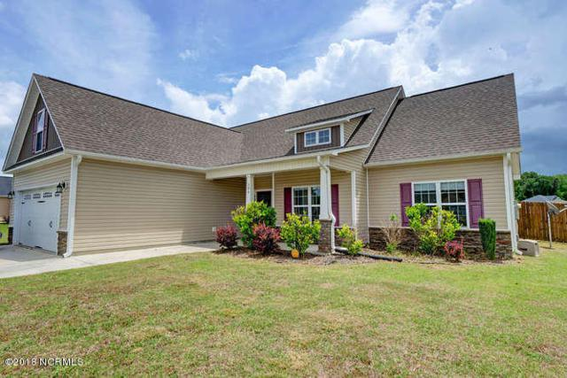 304 Cadenza Lane, Richlands, NC 28574 (MLS #100116578) :: Courtney Carter Homes