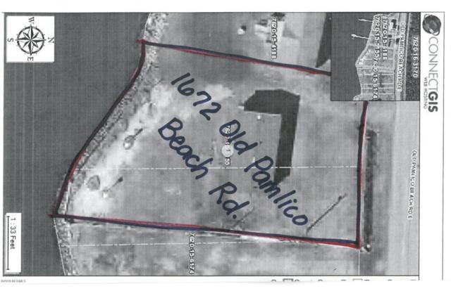 1672 Old Pamlico Beach Road E, Belhaven, NC 27810 (MLS #100116588) :: Berkshire Hathaway HomeServices Prime Properties