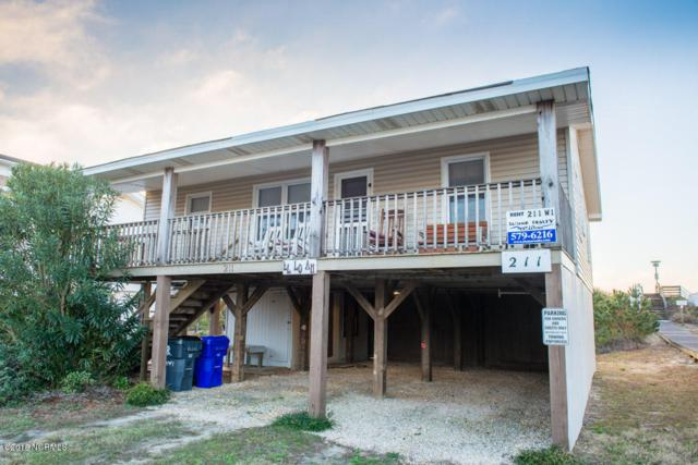 211 W First Street, Ocean Isle Beach, NC 28469 (MLS #100116607) :: The Keith Beatty Team