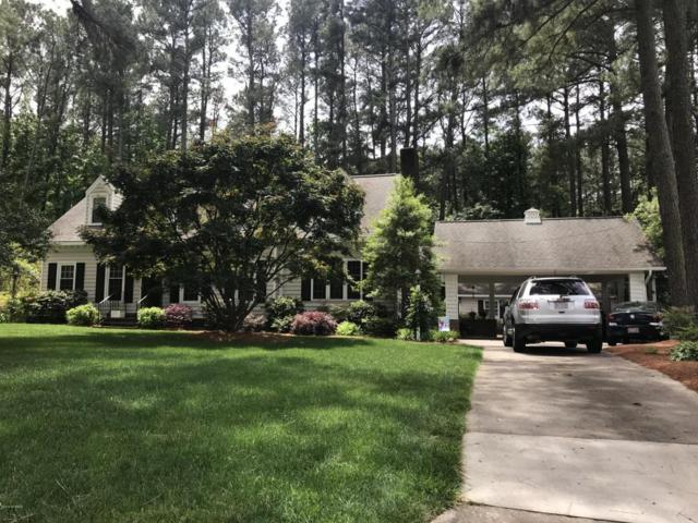 813 Evergreen Drive NW, Wilson, NC 27893 (MLS #100116610) :: RE/MAX Elite Realty Group