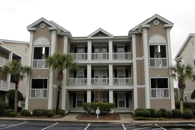 866 Great Egret Circle SW 3F, Sunset Beach, NC 28468 (MLS #100116612) :: Century 21 Sweyer & Associates