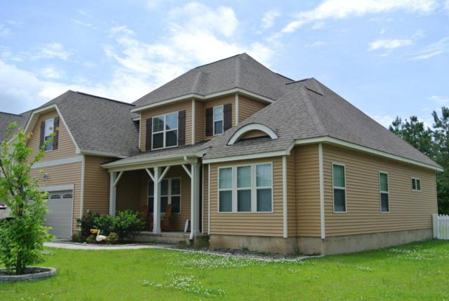 311 Echo Ridge Road, Swansboro, NC 28584 (MLS #100116666) :: The Keith Beatty Team