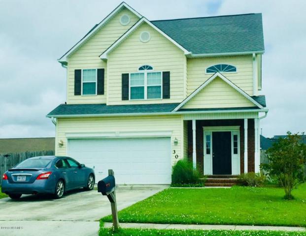 306 Brunswick Drive, Jacksonville, NC 28546 (MLS #100116670) :: RE/MAX Elite Realty Group