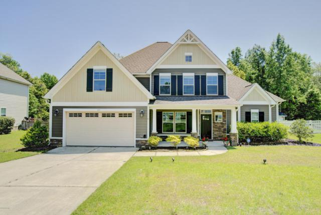 315 W Goldeneye Lane, Sneads Ferry, NC 28460 (MLS #100116686) :: Courtney Carter Homes