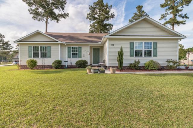 102 Flat Rock Lane, Richlands, NC 28574 (MLS #100116687) :: RE/MAX Essential