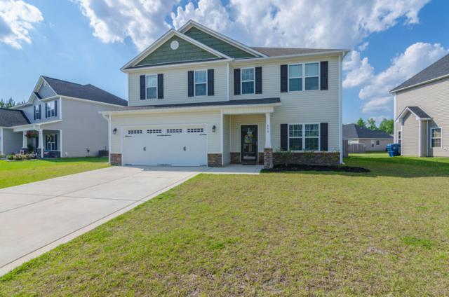 854 Dynasty Drive, Jacksonville, NC 28546 (MLS #100116688) :: Berkshire Hathaway HomeServices Prime Properties