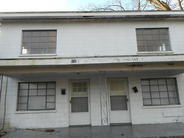 643 E Washington Avenue, Kinston, NC 28501 (MLS #100116795) :: Berkshire Hathaway HomeServices Prime Properties