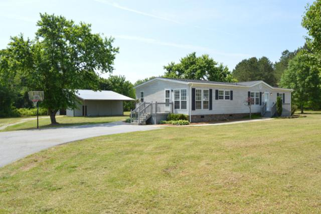 2513 Cobb Dail Road, Farmville, NC 27828 (MLS #100116805) :: Berkshire Hathaway HomeServices Prime Properties