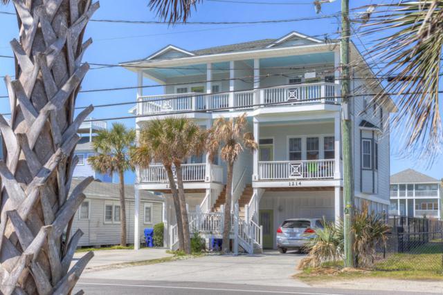 1214 S Lake Park Boulevard, Carolina Beach, NC 28428 (MLS #100116862) :: The Keith Beatty Team