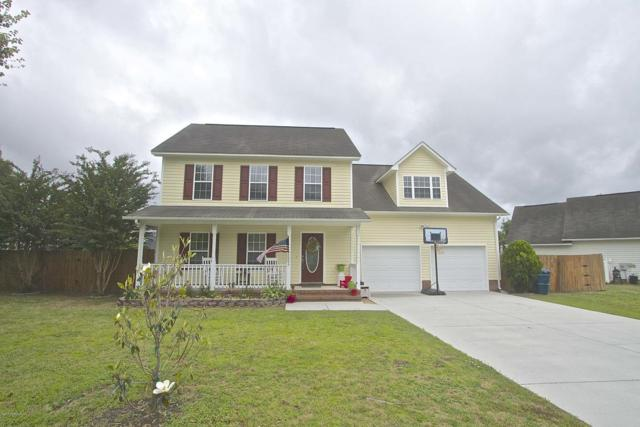 209 Yearling Loop, Jacksonville, NC 28540 (MLS #100116883) :: RE/MAX Essential