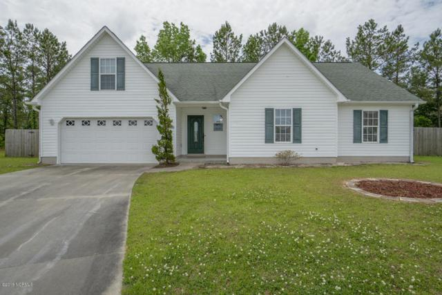 1400 Scotch Pine Court, Havelock, NC 28532 (MLS #100116886) :: Berkshire Hathaway HomeServices Prime Properties
