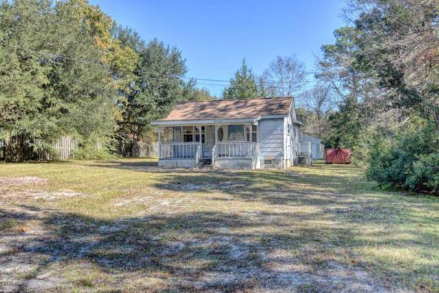 1170 Ccc Road Road, Sneads Ferry, NC 28460 (MLS #100116887) :: Courtney Carter Homes