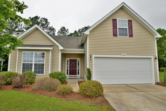 235 Furrow Lane, Carolina Shores, NC 28467 (MLS #100116899) :: RE/MAX Essential