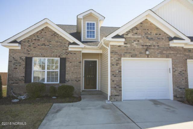 2557 Brookville Drive A, Greenville, NC 27834 (MLS #100116929) :: Courtney Carter Homes