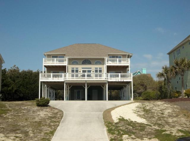 7008 Ocean Drive, Emerald Isle, NC 28594 (MLS #100116933) :: The Keith Beatty Team