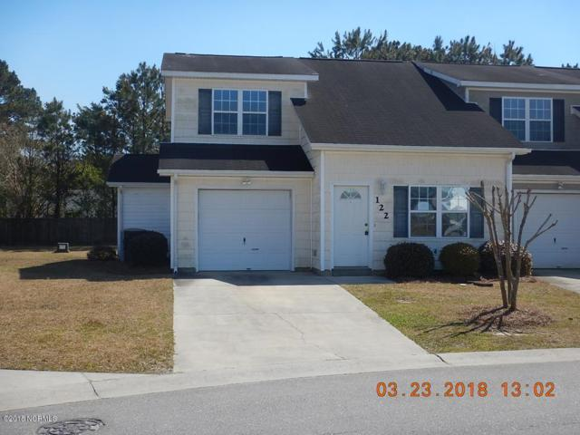 122 Jessie Circle, Hubert, NC 28539 (MLS #100116937) :: Courtney Carter Homes