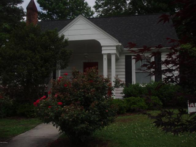 207 S Eastern Street, Greenville, NC 27858 (MLS #100117002) :: Berkshire Hathaway HomeServices Prime Properties