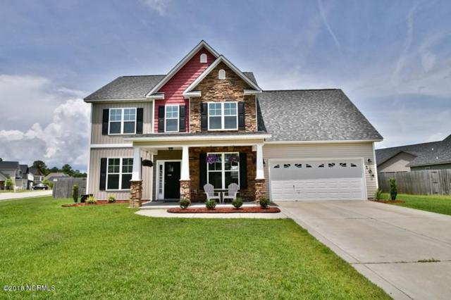 104 Stonecroft Lane, Jacksonville, NC 28546 (MLS #100117008) :: Courtney Carter Homes