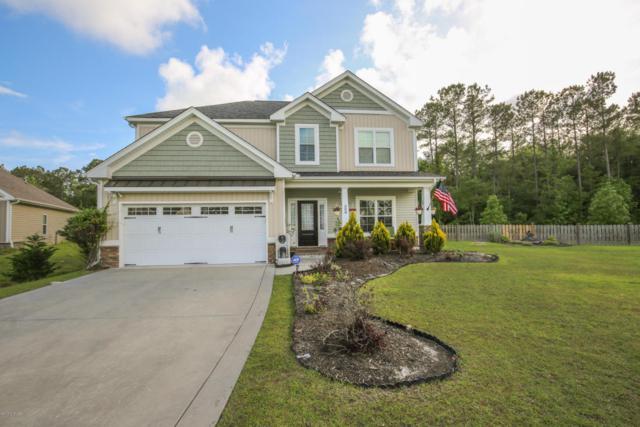 308 Merrick Way, Hubert, NC 28539 (MLS #100117017) :: Courtney Carter Homes