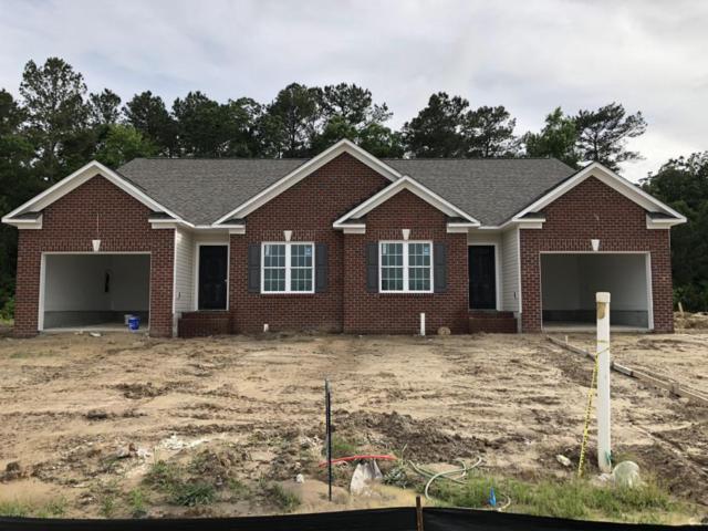 2232 Brookville Dr Drive B, Greenville, NC 27834 (MLS #100117032) :: Courtney Carter Homes