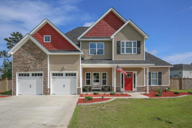 721 Southernwood Place, Hubert, NC 28539 (MLS #100117039) :: Courtney Carter Homes