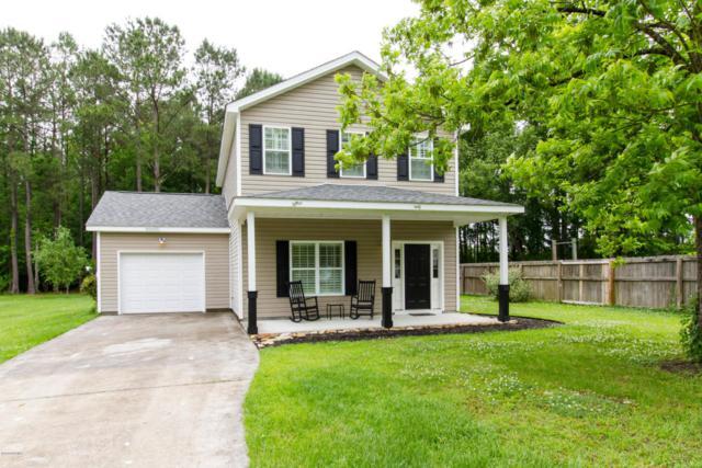 1128 Pickett Road, Jacksonville, NC 28540 (MLS #100117093) :: Courtney Carter Homes