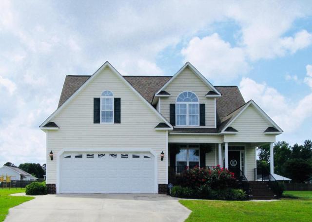 1290 Windsong Drive, Greenville, NC 27858 (MLS #100117106) :: Berkshire Hathaway HomeServices Prime Properties