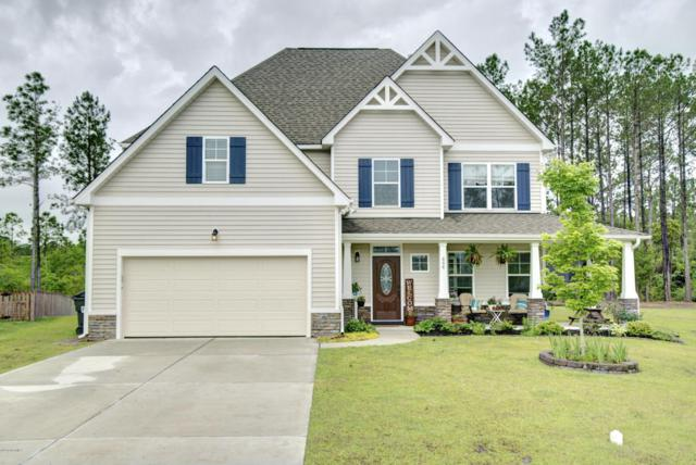 806 Iroquois Court, Holly Ridge, NC 28445 (MLS #100117134) :: Courtney Carter Homes
