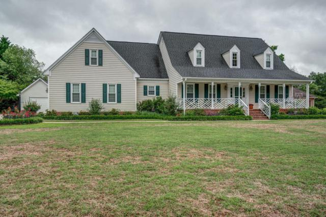 4804 Pebble Beach Circle N, Wilson, NC 27896 (MLS #100117188) :: The Keith Beatty Team