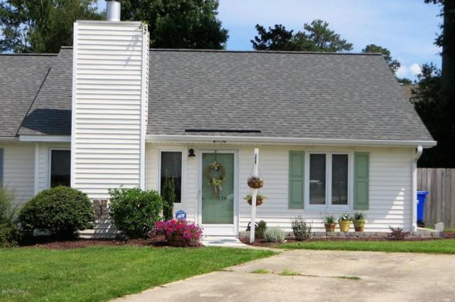 2110 Tiffany Drive, Greenville, NC 27858 (MLS #100117209) :: Berkshire Hathaway HomeServices Prime Properties