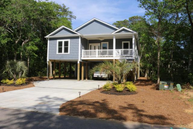 156 NE 30th Street, Oak Island, NC 28465 (MLS #100117248) :: Berkshire Hathaway HomeServices Prime Properties