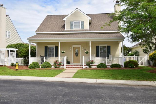 109 Macgregor Drive, Beaufort, NC 28516 (MLS #100117260) :: Century 21 Sweyer & Associates