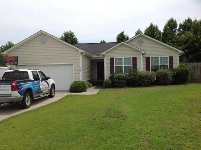 414 Jessica Court, Richlands, NC 28574 (MLS #100117367) :: RE/MAX Essential