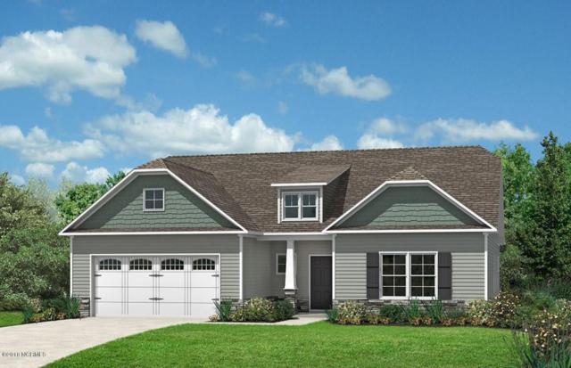 522 Saratoga Road Lot 114, Sneads Ferry, NC 28460 (MLS #100117579) :: Terri Alphin Smith & Co.
