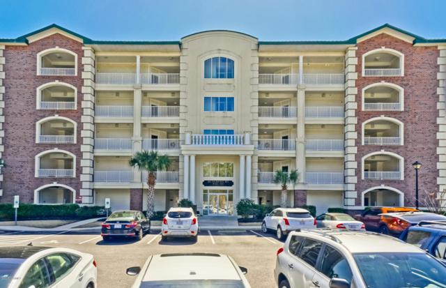 915 Shoreline Drive W #132, Sunset Beach, NC 28468 (MLS #100117679) :: SC Beach Real Estate