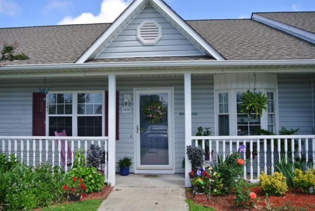 1402 Courtyard E, Beaufort, NC 28516 (MLS #100117755) :: Century 21 Sweyer & Associates