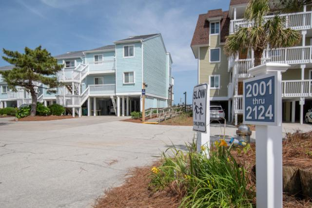 1100 Fort Fisher Boulevard S #2005, Kure Beach, NC 28449 (MLS #100117766) :: The Oceanaire Realty