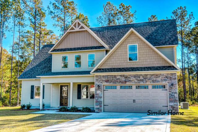 411 Gavins Run, Sneads Ferry, NC 28460 (MLS #100117928) :: Harrison Dorn Realty