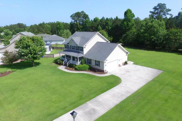 116 River Reach Drive W, Swansboro, NC 28584 (MLS #100117950) :: Courtney Carter Homes