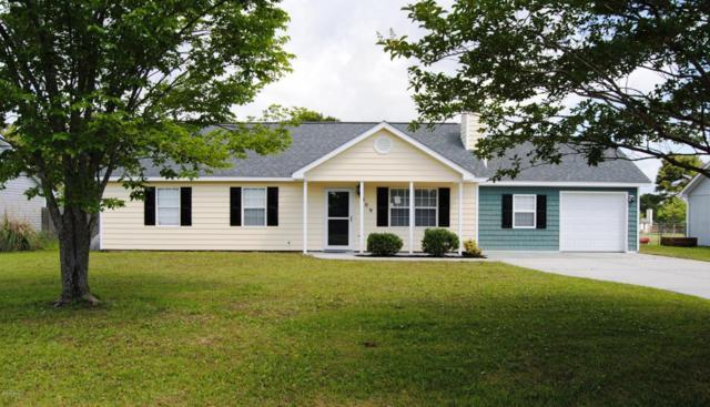 409 Foxtrace Lane, Hubert, NC 28539 (MLS #100117978) :: Harrison Dorn Realty