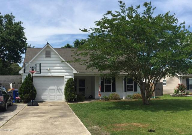 156 Jer Mar Drive, Havelock, NC 28532 (MLS #100118068) :: RE/MAX Elite Realty Group