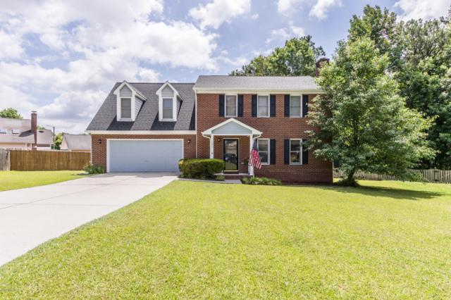 121 Archdale Drive, Jacksonville, NC 28546 (MLS #100118074) :: Berkshire Hathaway HomeServices Prime Properties