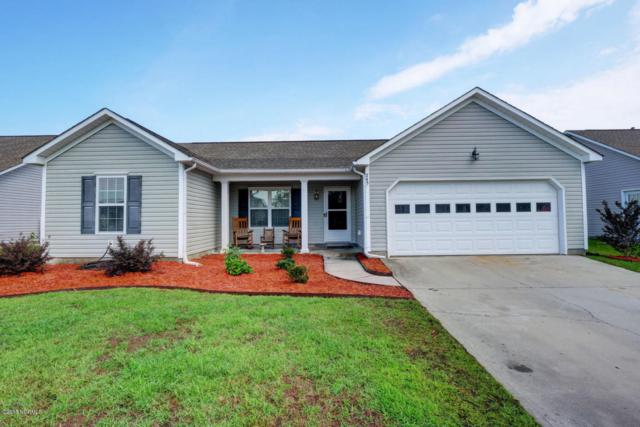 245 Red Carnation Drive, Holly Ridge, NC 28445 (MLS #100118149) :: Coldwell Banker Sea Coast Advantage