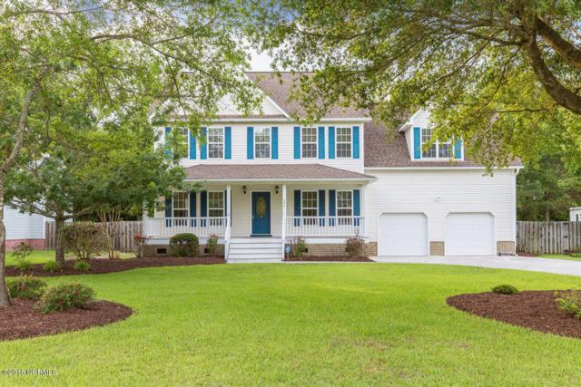 131 Bayshore Drive, Sneads Ferry, NC 28460 (MLS #100118164) :: RE/MAX Elite Realty Group