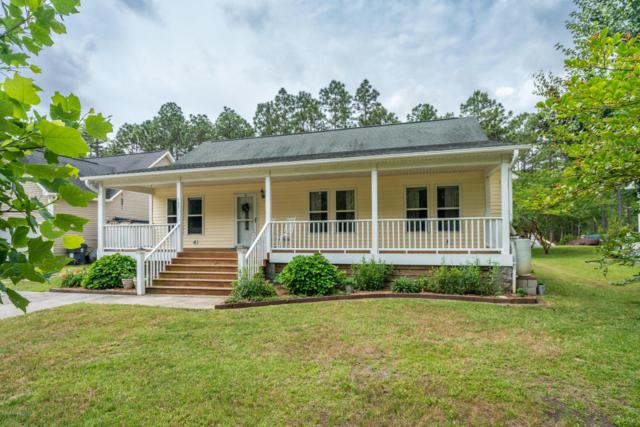 487 Pine Lake Road, Southport, NC 28461 (MLS #100118172) :: SC Beach Real Estate