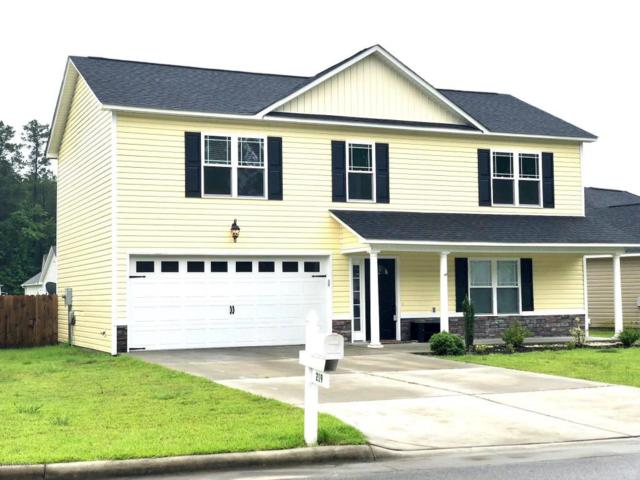 219 Station House Road, New Bern, NC 28562 (MLS #100118359) :: The Keith Beatty Team