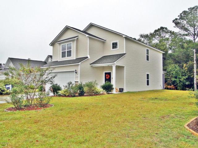 5254 Windward Way, Southport, NC 28461 (MLS #100118372) :: The Keith Beatty Team