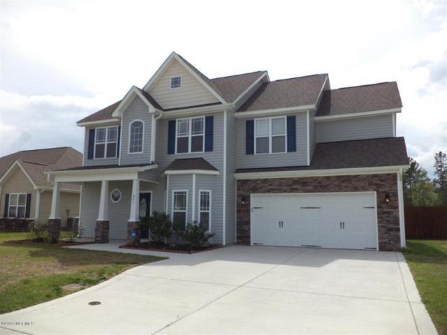 243 Merin Height Road, Jacksonville, NC 28546 (MLS #100118417) :: Courtney Carter Homes