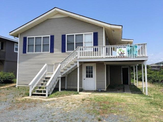 1014 W Beach Drive, Oak Island, NC 28465 (MLS #100118458) :: The Keith Beatty Team