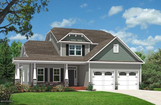 1104 Bryson Drive, Greenville, NC 27834 (MLS #100118465) :: Century 21 Sweyer & Associates